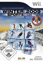 Nintendo Wii Spiel - RTL Winter Sports 2009 mit OVP