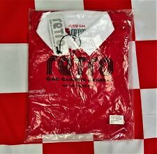 Cork GAA (1941-1944) Brand New Packaged Retro Hurling Jersey (Adult XL)