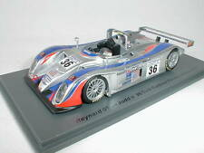 Reynard 01Q #36, Barbour 2001 Le Mans Racing Cars, Spark SCYD06  Resin  1/43