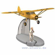 Tim & Struppi Flugzeugmodell Avec Rastapopoulos Avion 29533 (L)