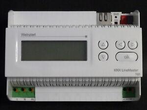 Weinzierl IP LineMaster 760 inkl Netzteil Drossel IP Router IP Schnittstelle neu
