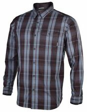 Men's Long Sleeve Polyester Casual Shirts