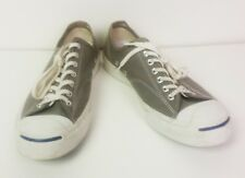 Grey Jack Purcell Converse sneakers s10 low tops