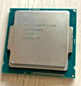 CPU Intel Core Devil's Canyon i7-4790k con Grafica Intel HD 4600