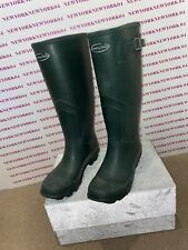 COUNTRY ESTATE Green Wellington Boots Wellies Size 4 EU 37