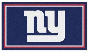 New York Giants 3'x5' Ultra Plush Area Rug E132434