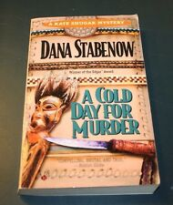 A Cold Day For Murder Dana Stabenow