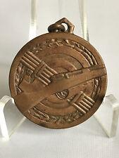Pre WW2 Axis Italian Fascist Mussolini Shooting Medal