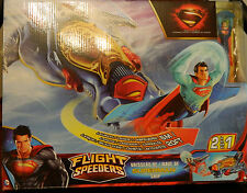 Man of Steel Superman Flight Speeders Kryptonian Scout Ship NEW RRP £35