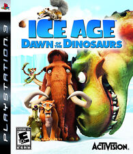Ice Age: Dawn of the Dinosaur PS3 New Playstation 3