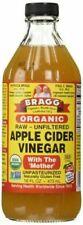 Bragg Raw Organic Apple Cider Vinegar 473ml