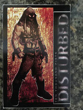 Disturbed sticker promo for Ten Thousand Fists cd  #2