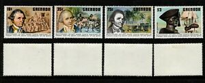 Grenada 1978 set.J.Cook & Hawaii.SG.970-3.