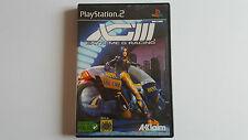 XG3 : Extreme-G Racing / jeu Playstation 2 / complet / PAL FAH / PS2