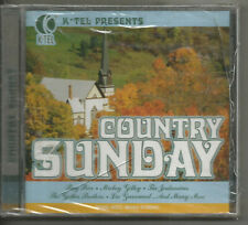 COUNTRY SUNDAY - LEE GREENWOOD, MICKEY GILLEY, RAY PRICE, GATLIN BROTHERS, BOBBY