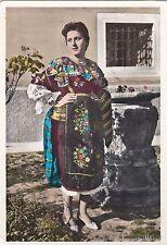 # CARAFFA DI CATANZARO: DONNA IN COSTUME  1964