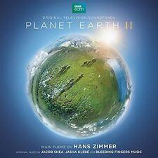 Ost-original Soundtrack TV - Planet Earth II 2 CD Zimmer Hans