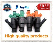 Set 4 New fuel Injector Nozzle 0280150504 0280150502 For 95-02 Kia Sportage 2.0L