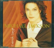 Michael Jackson - Earth Song 5 Tracks (Mj Megaremix) CD VG No Siae