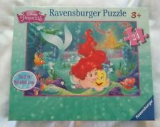 Ravensburger Disney Princess Little Mermaid Hugging Arielle Giant Floor Puzzle