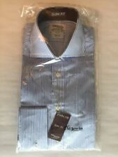 T.M.Lewin Cotton Patternless Formal Shirts for Men