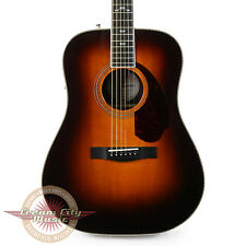 Brand New Fender Paramount PM-1 Deluxe Dreadnought Sitka Spruce Acoustic Guitar