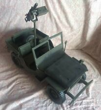 21st Century Toys 1:6 WWll US Army Willy's Jeep project