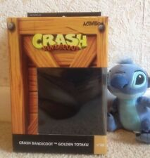 EMPTY Golden Crash Totaku BOX ONLY for XBOX ONE PS4 Switch limited collectors