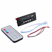 Black SD MP3 Player CT02EA Remote Control 2x3W Bluetooth Talking module - S80