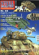 "STEELMASTER 68, Stryker, T-34/76, Beutepanzer - Kursk, Sherman-Flut, ""Ho-Ki"""