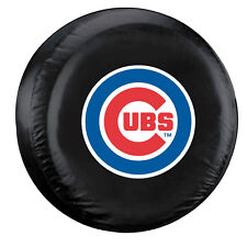 Chicago Cubs Medium Spare Tire Cover [NEW] Vinyl Car Wheel Auto CDG