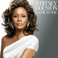 WHITNEY HOUSTON I Look To You CD BRAND NEW
