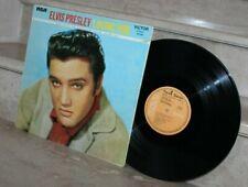 Lp.Elvis Presley - Loving You (461 029) france