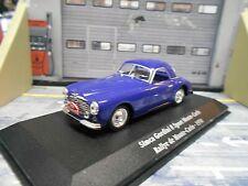 SIMCA Gordini 8 Sport Coupe Rallye Monte Carlo 1950 #221 Eligor Atlas SP 1:43