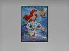 Walt Disneys THE LITTLE MERMAID Platinum Edition Movie 2 Disc DVD Set VAULT 2006