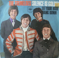 """7"""" 1967 ORIGINAL VG++ ! TREMELOES : Silence Is Golden"""