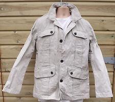 Timberland Stone Heavy Cotton Canvas Field Jacket - M - c2007 - (2)