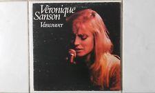 LP POP. VERONIQUE SANSON :  VANCOUVER .   1976. Gatefold. Elektra.