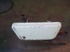 yamaha dt 100 enduro 2 stroke oil tank / side panel cover barn find 1970s era
