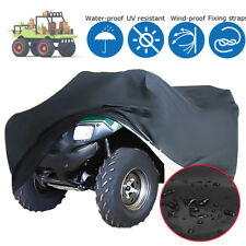 67'' Lawn Mower Tractor Cover Garden Outside Yard Riding UV Protector Waterproof