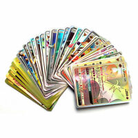 60 GX Cards For Pokemon Bundle Charizard Trading Holo Flash Card Kid Toys Gift