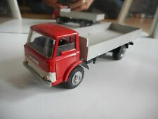 Tekno Holland Ford D-800 Truck in Red/Grey on 1:50