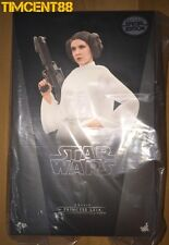Hot Toys MMS 298 Star Wars IV A New Hope 1/6 Princess Leia Carrie Fisher Special