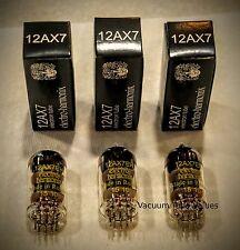 Electro-Harmonix TRIO THREE NEW  12AX7 12AX7EH Tubes