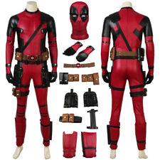 Deadpool 2 Wade Wilson Cosplay Costume Full Set