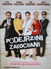 PODEJRZANI ZAKOCHANI DVD  POLISH POLSKI
