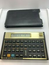 Hewlett Packard Hp-12C Financial Scientific Calculator