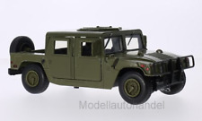 HUMMER HUMVEE Mat-Olive Cargo/Troop Carrier - 1:24 Motormax >> NEW <<