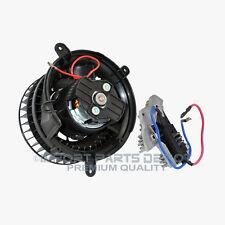 AC Heater Blower Motor + Regulator Mercedes-Benz SLK230 SLK320 CLK320 CLK430 New