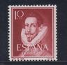 ESPAÑA (1950) MNH NUEVO SIN FIJASELLOS SPAIN - EDIFIL 1072 (10 cts) - LOTE 1